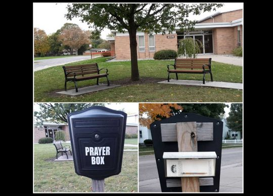 Open Prayer Changes